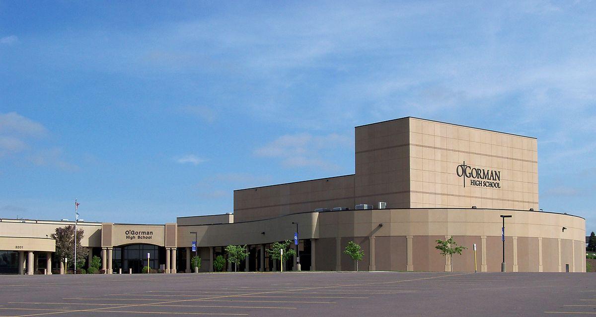 South Dakota - Trường Trung Học O'Gorman High School - USA