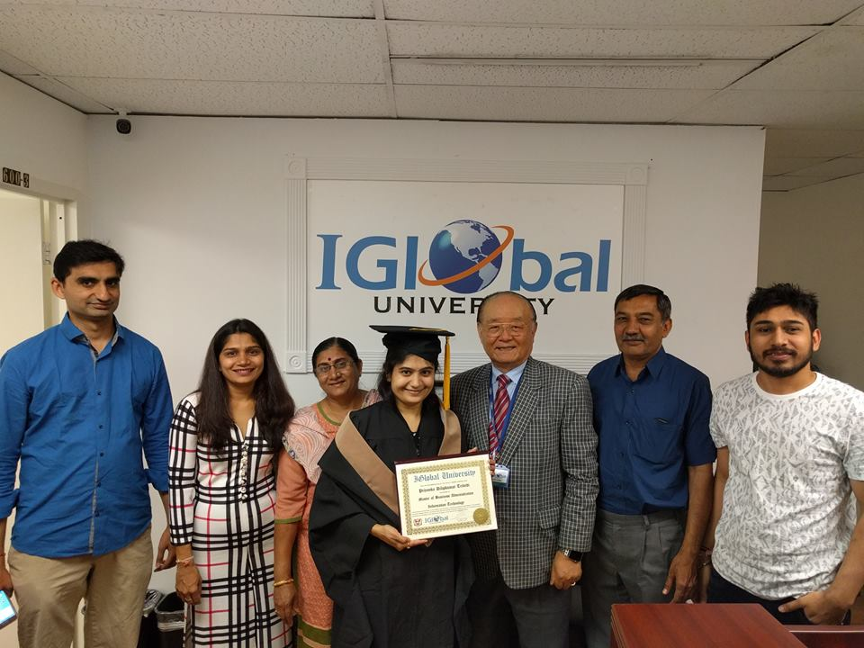 Trường Đại Học Iglobal University - Virginia, USA