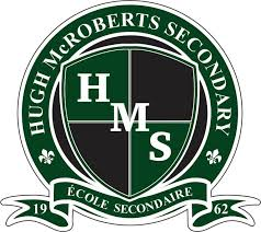 Trường Trung Học École Secondaire Hugh McRoberts Secondary School – Richmond, British Columbia, Canada