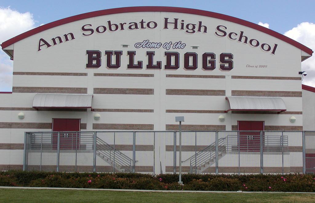 California - Trường Trung Học Công Lập Ann Sobrato High School - USA