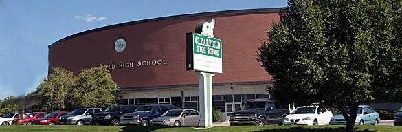 Utah - Trường Trung Học Công Lập Clearfield High School - USA
