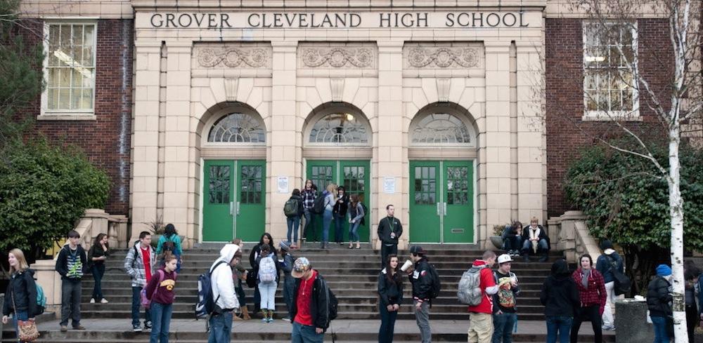 California - Trường Trung Học Công Lập Cleverland High School - USA