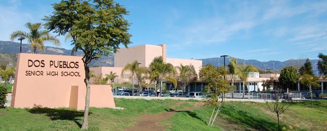 California - Trường Trung Học Công Lập Dos Pueblos High School - USA