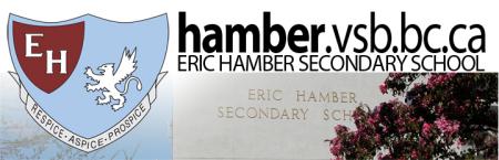 Trường Trung Học Công Lập Eric Hamber Secondary School  - Vancouver, British Columbia, Canada