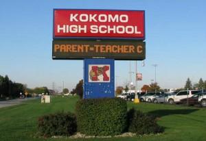 Indiana - Trường Trung Học Công Lập Kokomo High School - USA