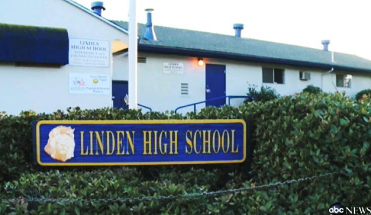 Trường Trung Học Công Lập Linden High School - New Jersey, USA