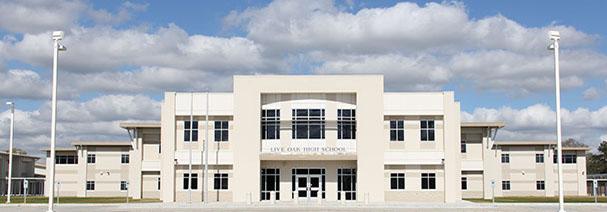California - Trường Trung Học Công Lập Live Oak High School - USA