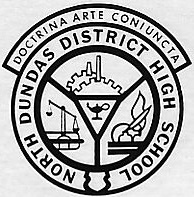 Trường Trung Học Công Lập North Dundas District High School – Chesterville, Ontario, Canada