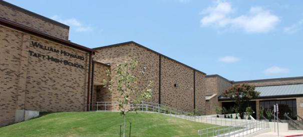 California - Trường Trung Học Công Lập William Howard Taft High School - USA