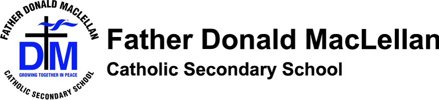 Trường Trung Học Father Donald MacLellan Catholic Secondary School – Ajax, Ontario, Canada