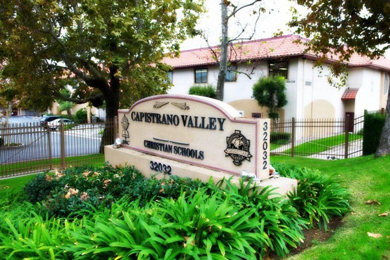 California - Trường Trung Học Ngoại Trú Capistrano Valley Christian School - USA