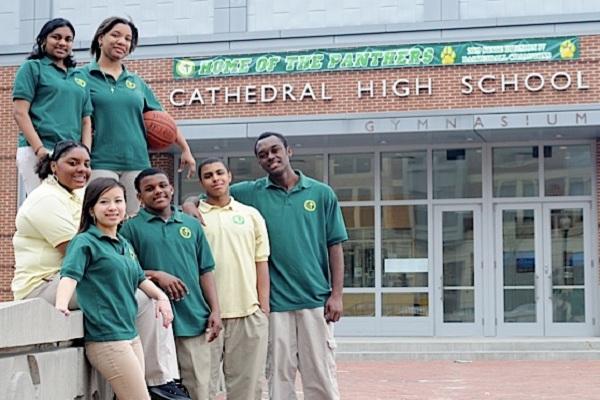 Trường Trung Học Ngoại Trú Cathedral High School -  Massachusetts, USA