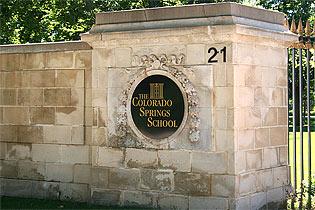 Colorado - Trường Trung Học Ngoại Trú The Colorado Springs School - USA