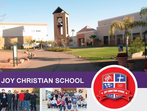 Arizona - Trường Trung Học Ngoại Trú Joy Christian School - USA
