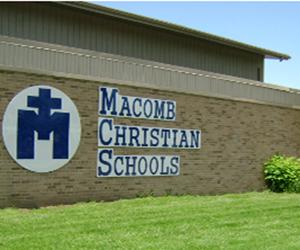 Michigan - Trường Trung Học Ngoại Trú Macomb Christian Schools - USA