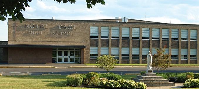 New York - Trường Trung Học Ngoại Trú Notre Dame Jr./Sr. High School - USA
