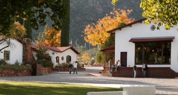 Arizona - Trường Trung Học Ngoại Trú Verde Valley School - USA