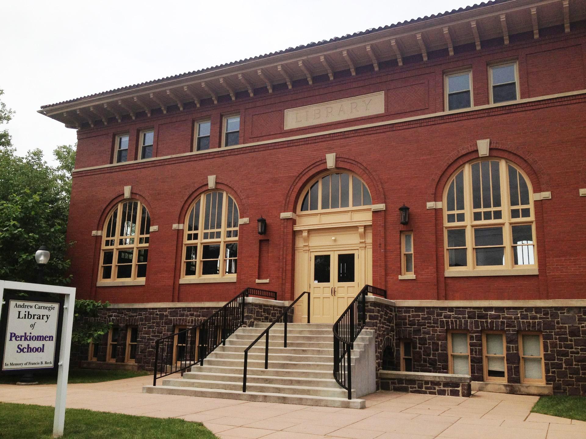 Pennsylvania - Trường Trung Học Nội Trú Perkiomen School - USA