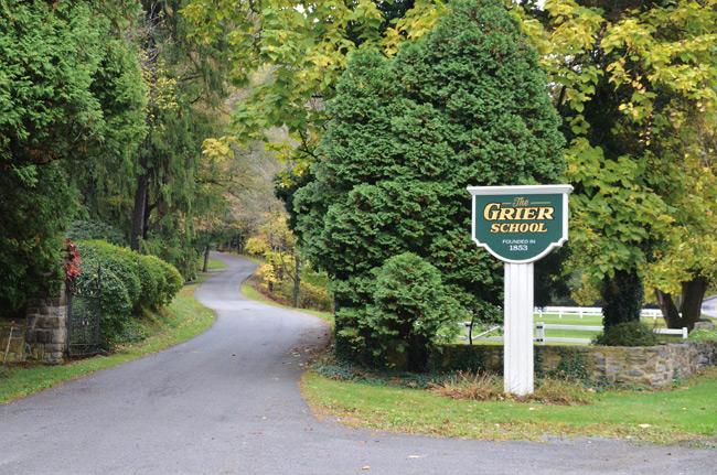 Pennsylvania - Trường Trung Học Nội Trú The Grier Schooll - USA