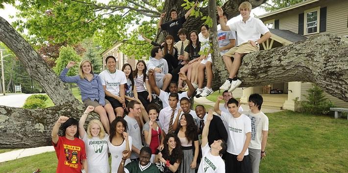 Massachusetts - Trường Trung Học Winchendon Academy - USA