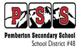 Trường Trung Học Pemberton Secondary School – Pemberton, British Columbia, Canada