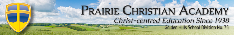 Trường Trung Học Prairie Christian Academy – Three Hills, Alberta, Canada