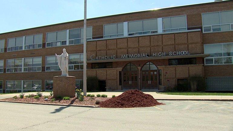 Wisconsin - Trường Trung Học Catholic Memorial High School - USA